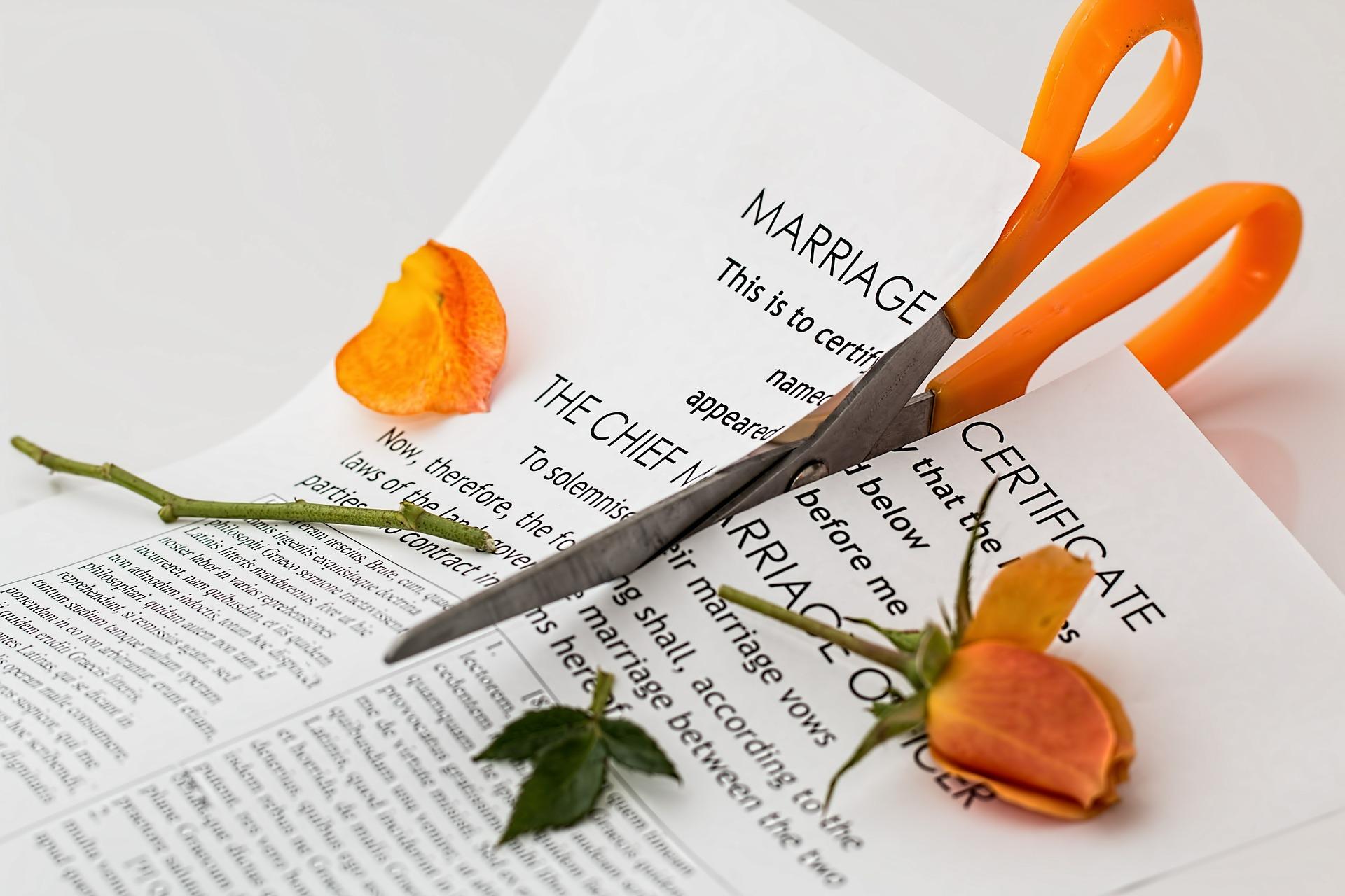 Steps of Filing A Divorce
