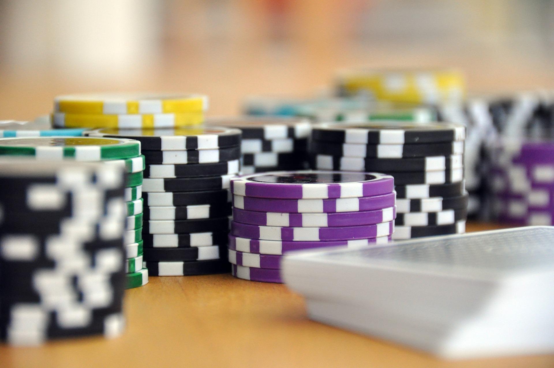 illegal gambling