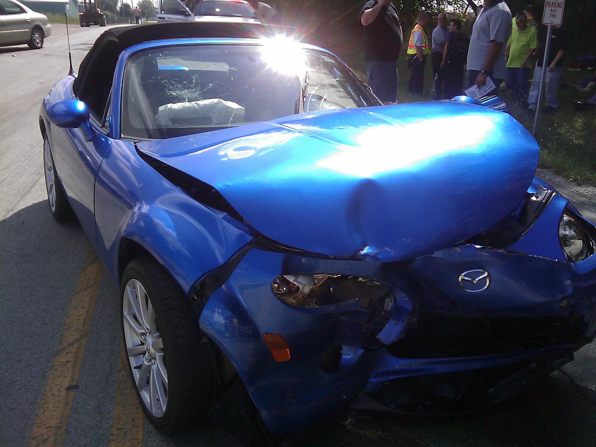 Car Accident Law Basics