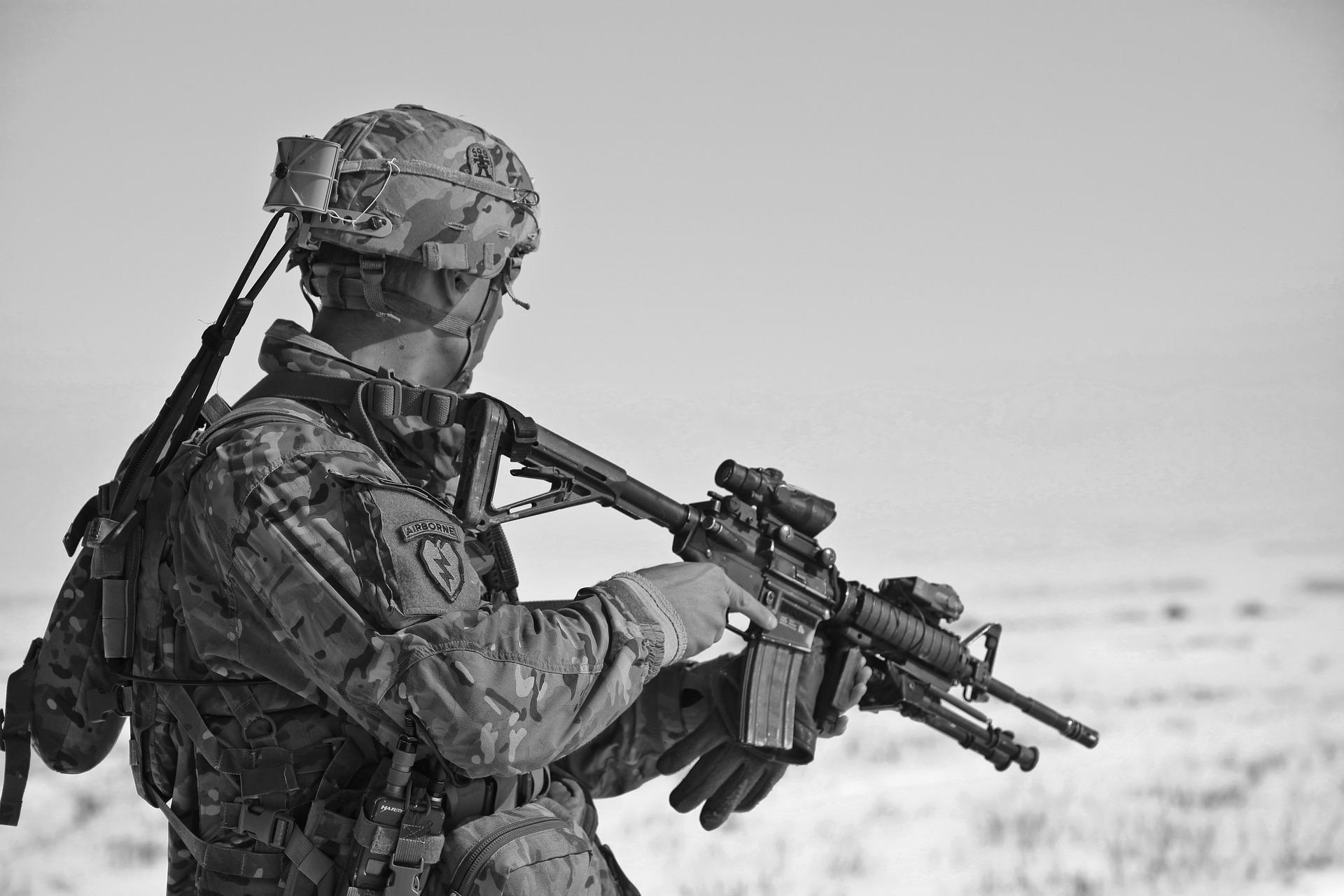 military dui